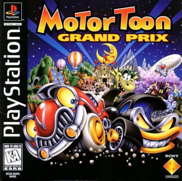 Motor Toon GP