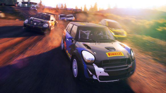 V-Rally 4d