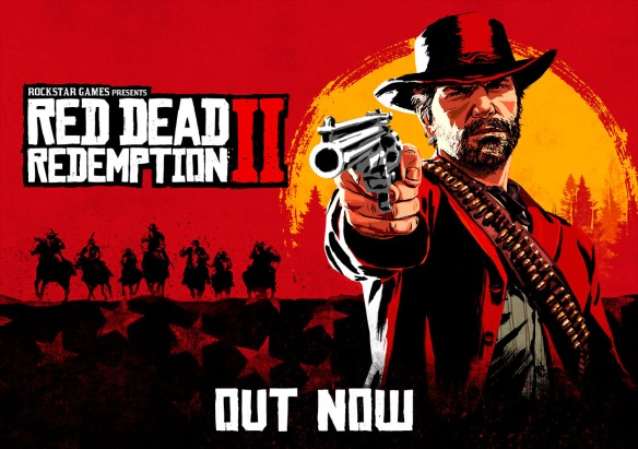 RDR II out now