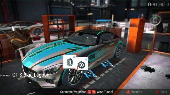 gcu2 garage 2