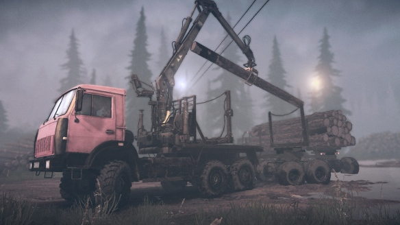 spintires loggy