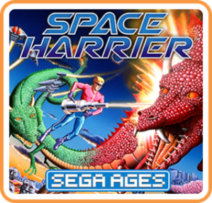 space harrier switch