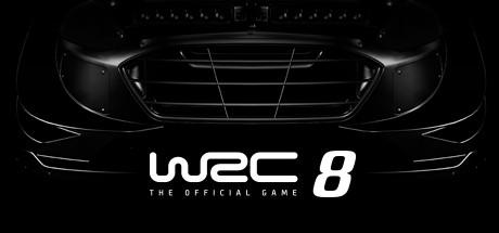 WRC 8 header