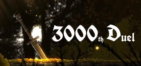 3000th Duel_logo