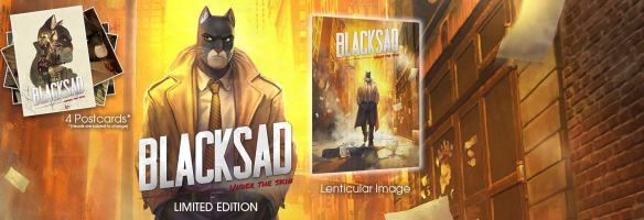 Blacksad LE