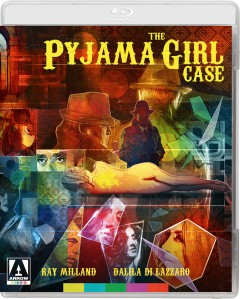 The Pyjama Girl Case cover