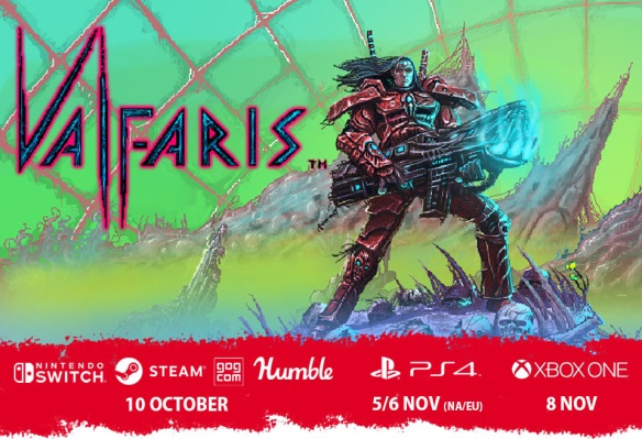 Valfaris launch dates