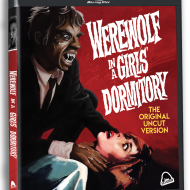 Werewolf in a Girls Dormitory