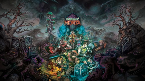Children of Morta - cover artwork