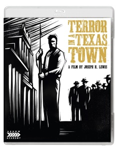 Terror in a Texas Town cover