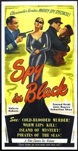 the spy in black MP