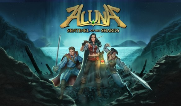 Aluna Sentinel of the Shards Key art