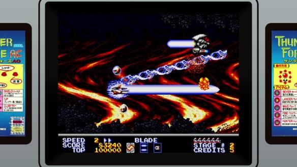 Thunder-Force-AC-RYNEX-Thunder-Sword